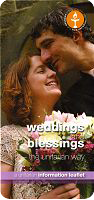 Wedding Leaflet